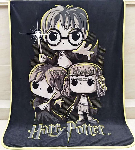 Harry Potter Blanket