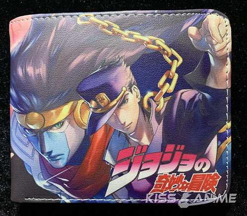 JoJo's Bizarre Adventure Wallet