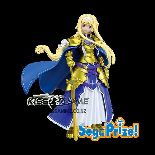 SEGA Sword Art Online Alice Zuberg Limited Premium