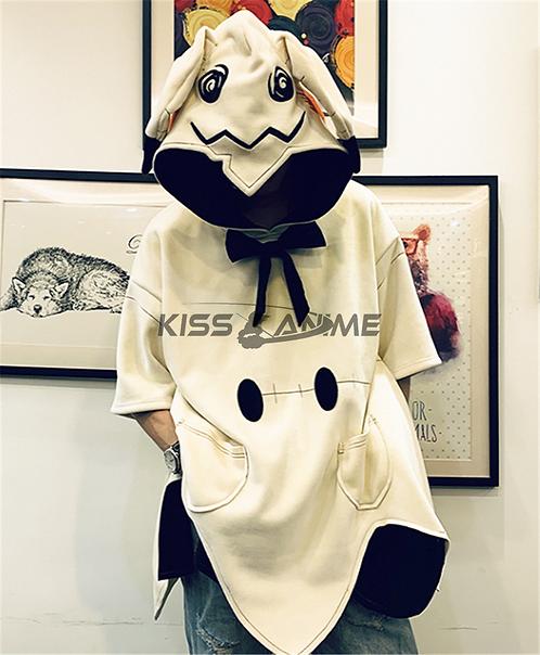 ZN Studio Pokemon Mimikyu Unisex Hoodie Cosplay Costume