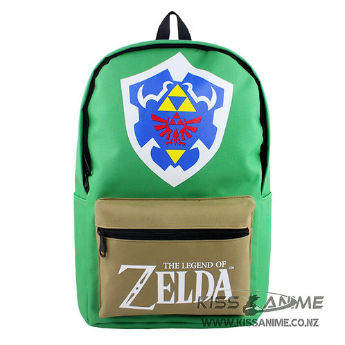 Legend of Zelda Link Shield Backpack