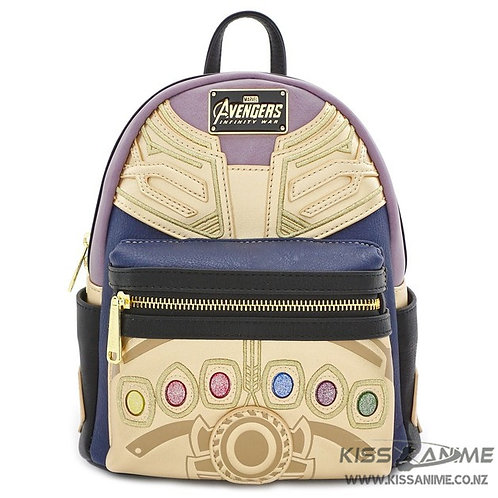 Loungefly X Marvel Comics Infinity War Thanos Mini Backpack