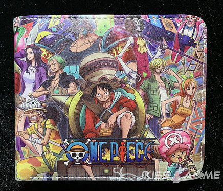One Piece Team Wallet