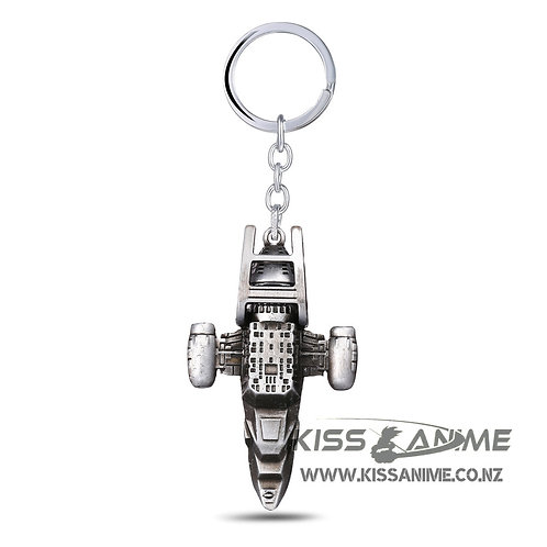 Star Wars Firefly Serenity Replica HD Space Ship Keychain