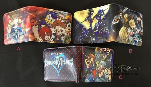 Kingdom Hearts Wallets