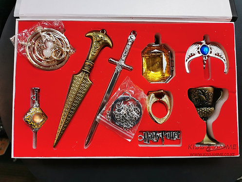Harry Potter Luxury Gift Set(9pcs)