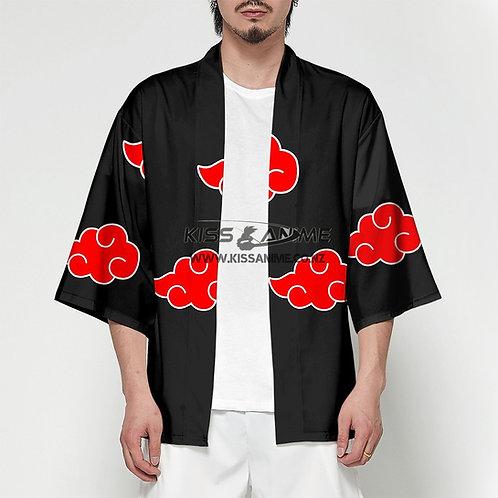 Naruto Akatsuki Haori Costume
