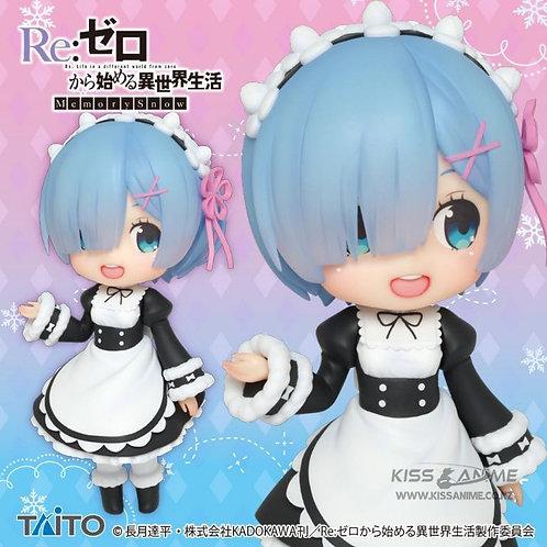 Re:Zero Kara Hajimeru Isekai Seikatsu Memory Snow-Rem