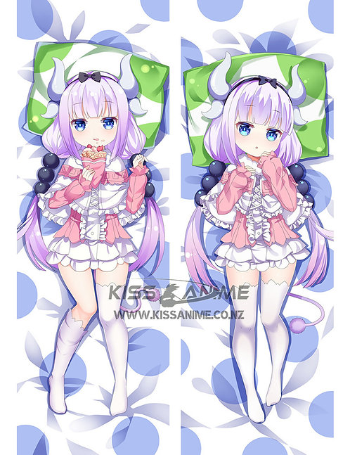 Miss Kobayashi's Dragon Maid Kanna Dakimakura Hugging Body Pillow Package