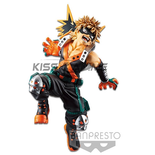 My Hero Academia King of Artist Katsuki Bakugo Figure