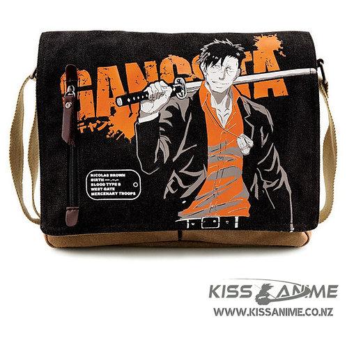 Gangsta Messenger Bag Cosplay Shoulder Bag