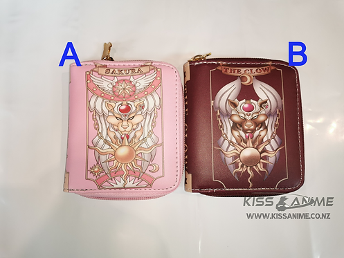 Cardcaptor Sakura Wallets