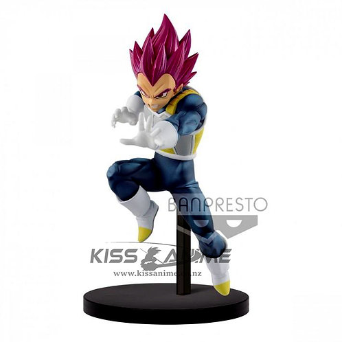Dragon Ball Super Chosenshiretsuden�� Vol.3 A:Super Saiyan God Vegeta