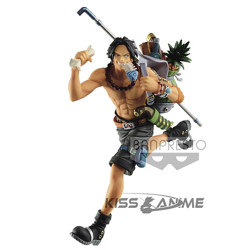 One Piece - Three Brothers Portgas D. Ace