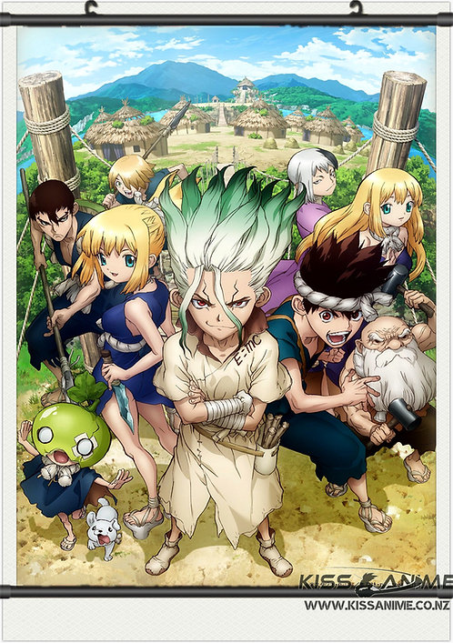 Dr. Stone Posters