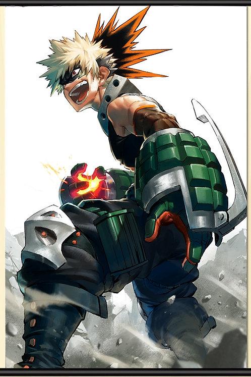 My Hero Academia Posters (B)