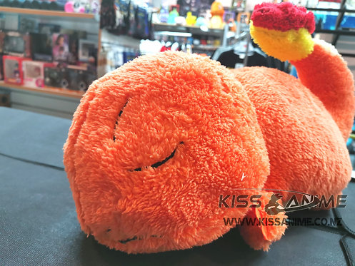 Pokemon Collection Sleeping Charmander Plush Doll Toy