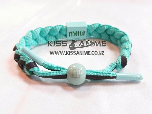 Hatsune Miku Shoelace Bracelet