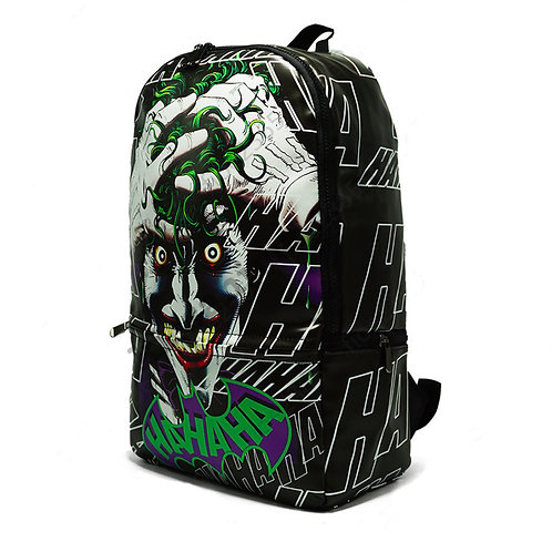 DC Joker Backpack School Bag