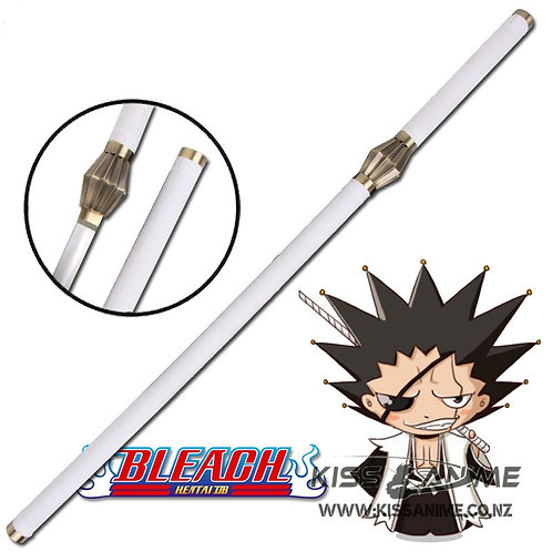 Anime Bleach Cosplay Katana Zaraki Kenpachi Zanpakuto Japanese Sword