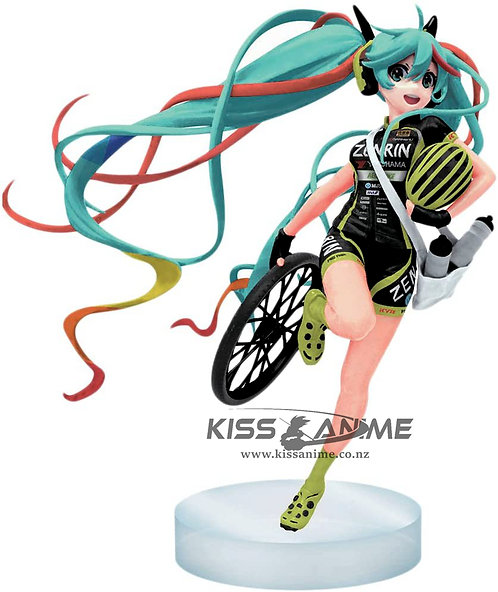 Racing 2016 Team UKYO Hatsune Miku Action Figure