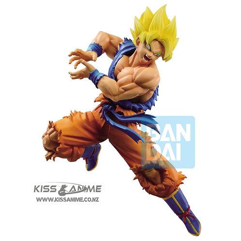 Dragon Ball Super SCultures the TAG Team Z Battle Super Saiyan Son Goku
