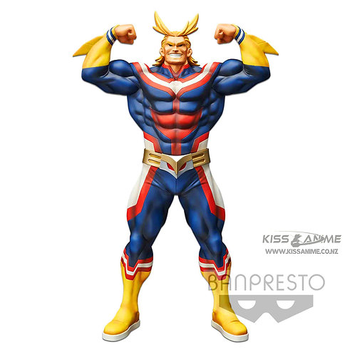 Grandista My Hero Academia Grandista All Might Exclusive Lines