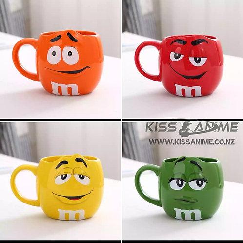 M&M'S Chocolate Beans Mugs