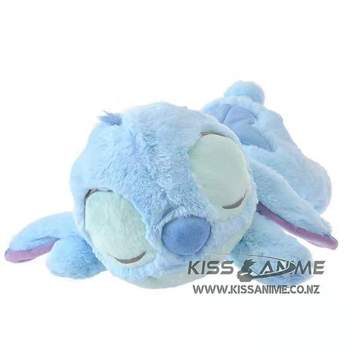 Disney Sleeping Stitch Plush Doll