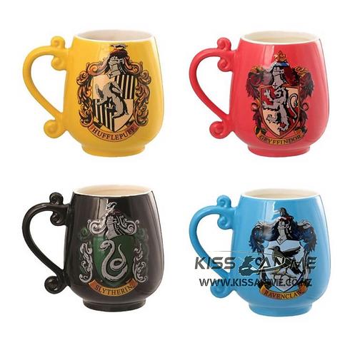 Harry Potter House Crest Mug Set