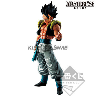 Ichiban Kuji Dragon Ball Super Masterlise Extra Gogeta