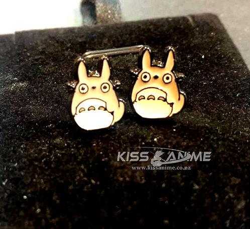 Studio Ghibli  3D Design Earring
