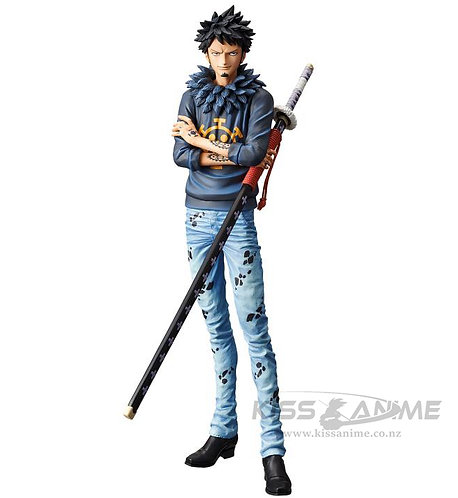 One Piece Grandista The Grandline Men Trafalgar Law