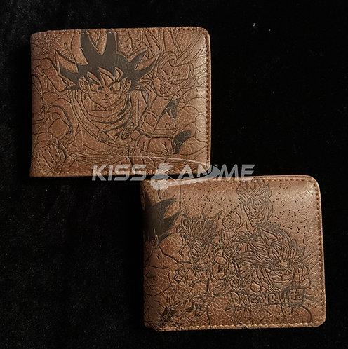Dragon Ball Z Wallets
