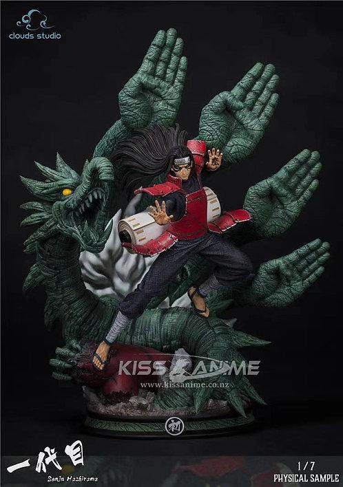 PRE-ORDER CS Cloud Studio Naruto Hashirama Senju 1/7 GK