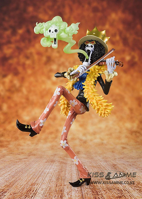 Tamashii Nations Figuarts Zero One Piece Humming Brook