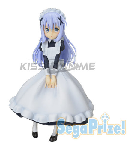 Is the Order a Rabbit? - Kafuu Chino  PM Figure - Maid Ver. (SEGA)