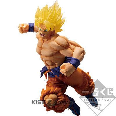 Ichiban Kuji Dragon Ball C Super Saiyan Battle - Super Saiyan Goku