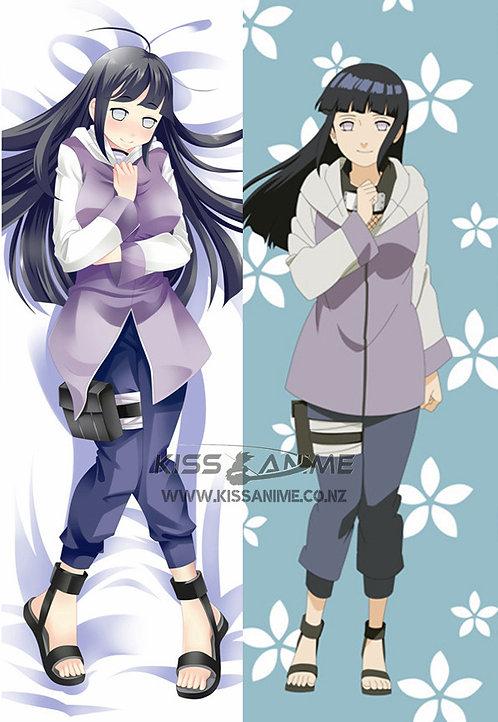 Naruto Hinata Hyuga Dakimakura Hugging Body Pillow Package