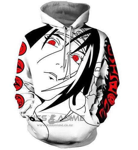 Naruto Uchiha Itachi Pullover Hoodie