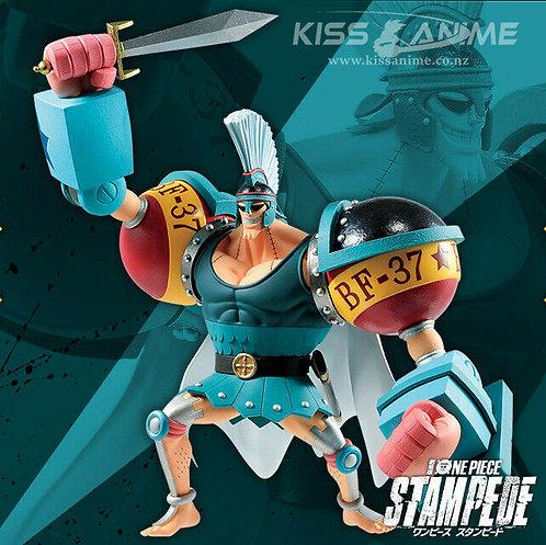 Banpresto One Piece Stampede: FrankyIchibansho Figure