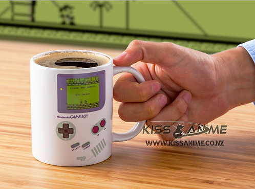 Nintendo Game Boy Heat Changing Mug