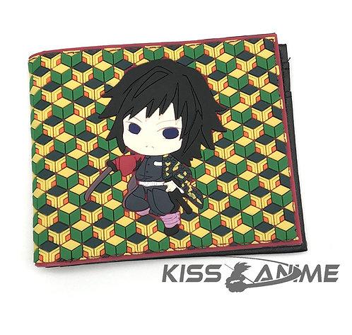 Demon Slayer Kimetsu no Yaiba Tomioka Giyuu  Wallet