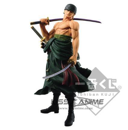 One Piece the Best Edition - Masterlise No.02 - Roronoa Zoro  Ichibanso