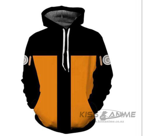 Naruto Uzumaki  Pullover Jacket Sweatshirt