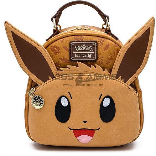 Loungefly: Pokemon Eevee Convertible Backpack