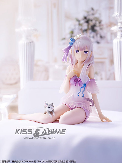 Re:Zero - Life in Another World from Zero Emilia Ichiban Kuji Slumber Teaparty F