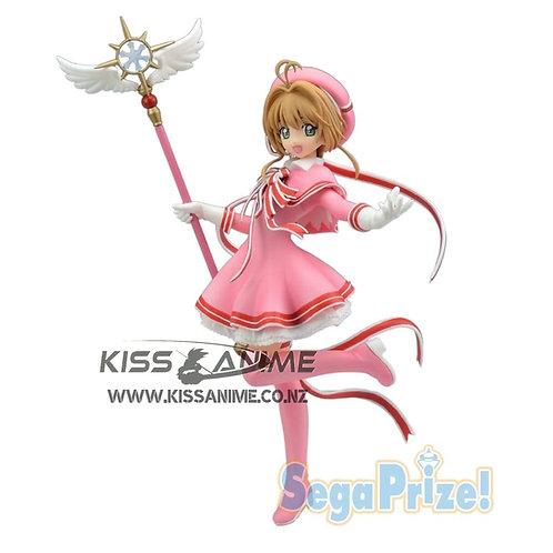 SEGA Cardcaptor Sakura - Sakura Kinomoto