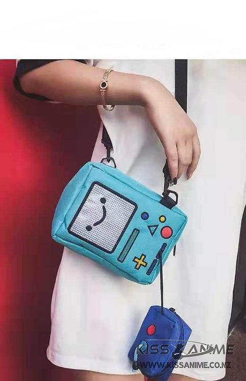 Adventure Time Beemo Shoulder Bag