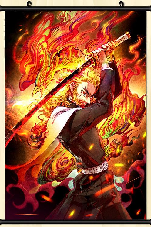 Demon Slayer: Kimetsu no Yaiba Posters (A)